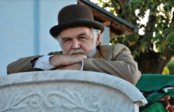 aleksandar berček na festivalu u vrnjackoj banji