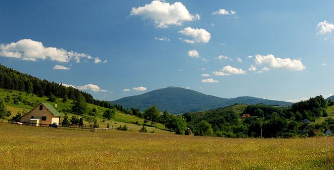 planina Goč - okolina Vrnjačke Banje