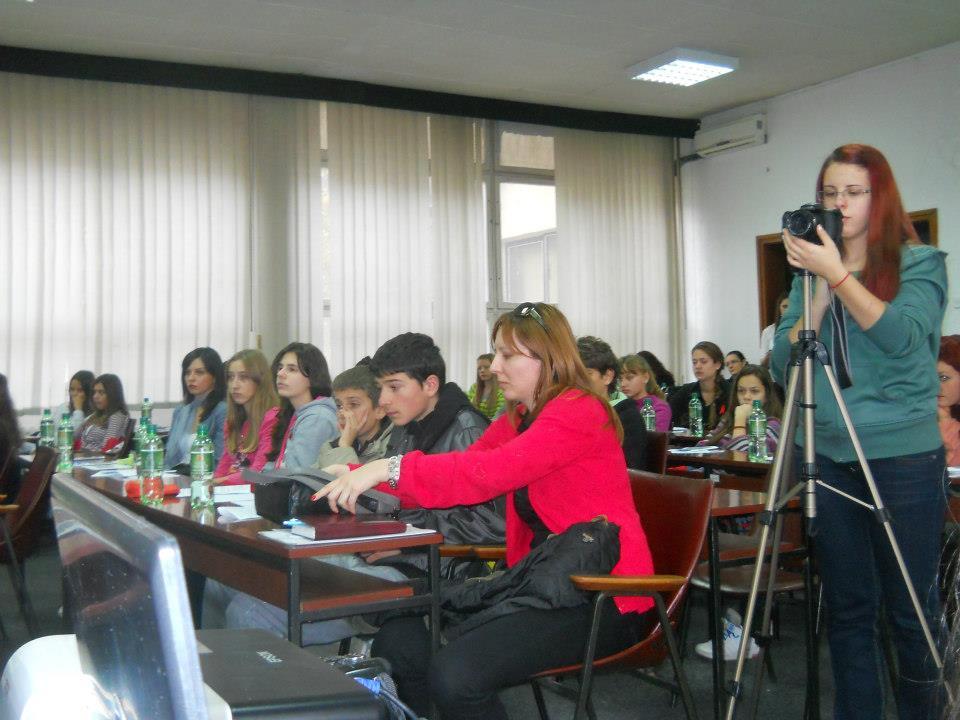 predavanje u V.Banji