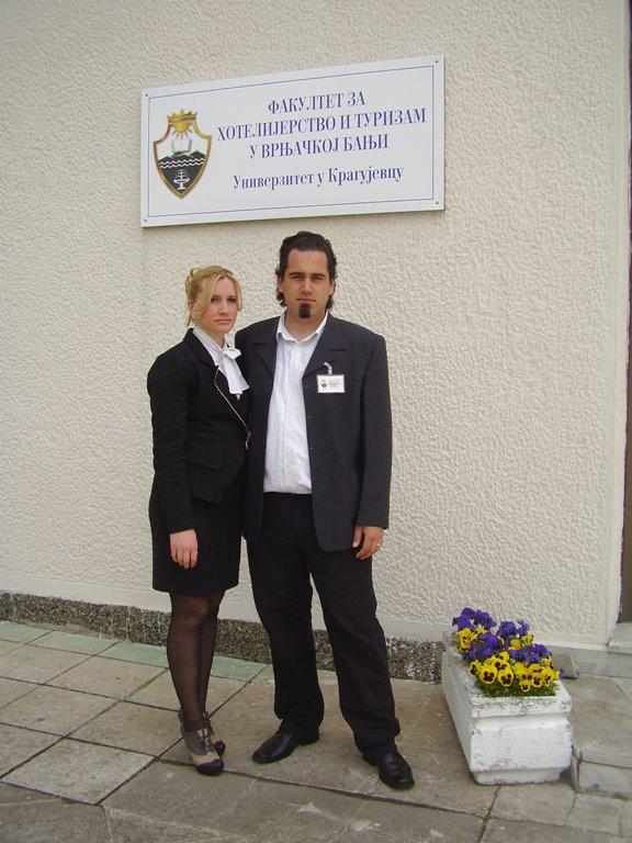 razvoj Vrnjačke Banje - sastanak na fakultetu
