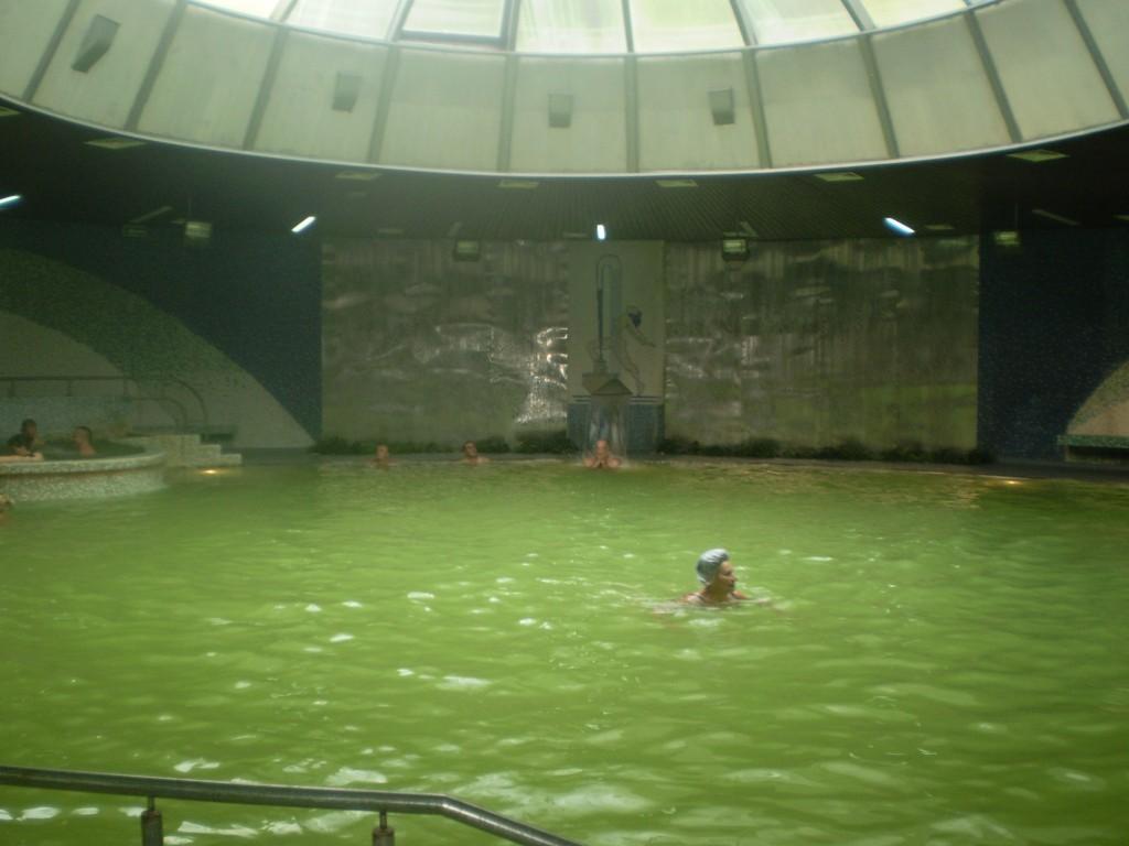 bazen u merkuru u Vrnjackoj Banji