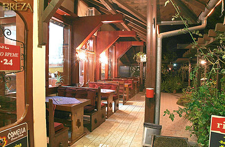 breza restoran