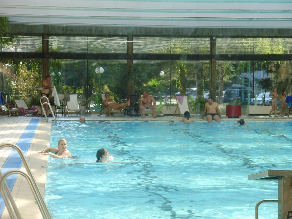 najbolji bazen u vrnjackoj banji - bazen breza