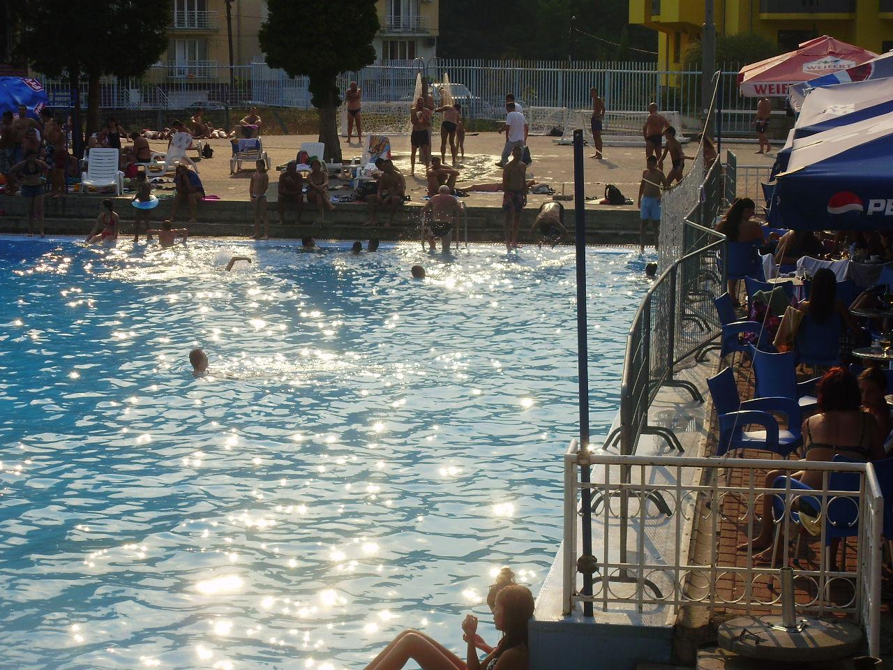 olimpijski bazen u v.banji
