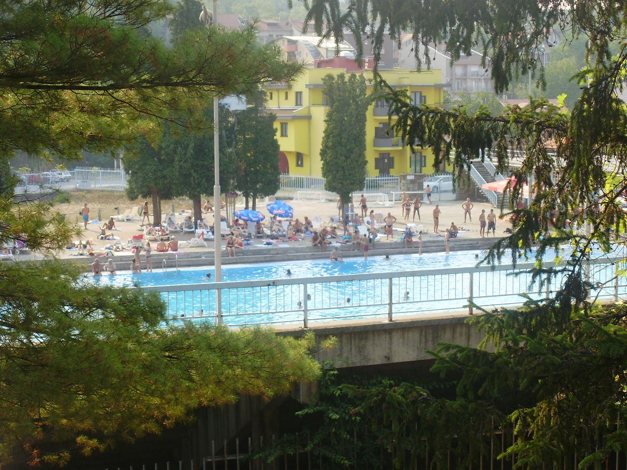 olimpijski bazen u vrnjackoj banji