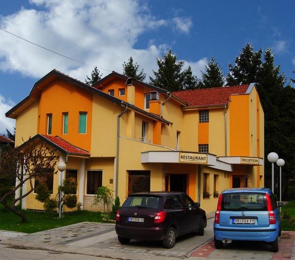 restoran Vir Vrnjacka Banja