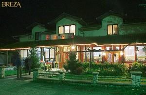 restoran breza vrnjacka banja