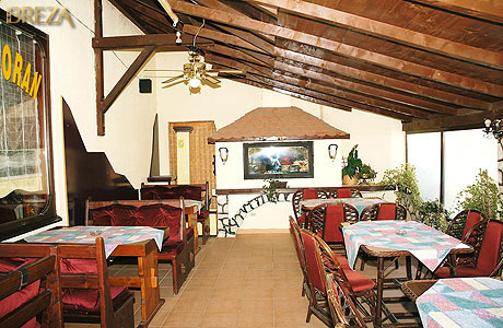 restorani vrnjacka banja - breza restoran