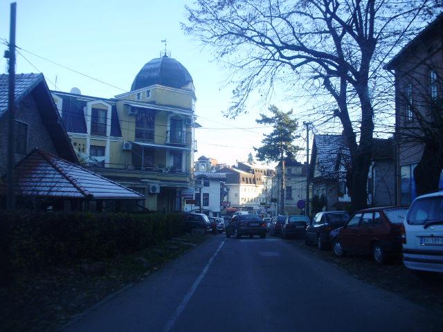 vrnjacka banja ulica