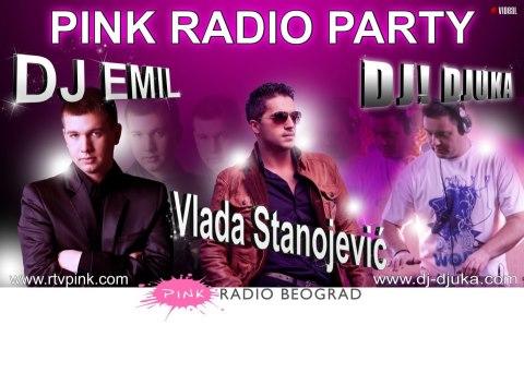 DJ DJUKA, DJ EMIL i VLADA STANOJEVIC