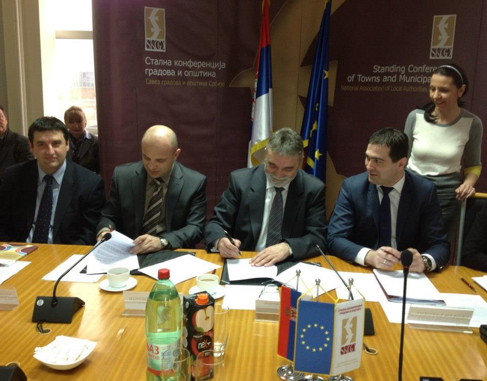 SКGO – održana sednica odbora za LER
