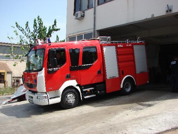Vatrogasno vozilo-vrnjacka banja
