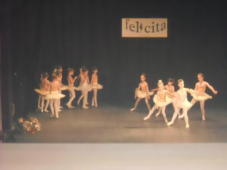 male balerine