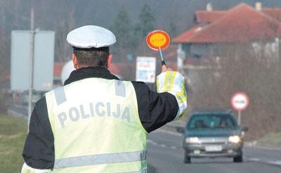 policija akcija kontrola vozila