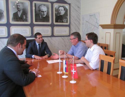 Ambasador Ruske Federacije u poseti Vrnjačkoj Banji