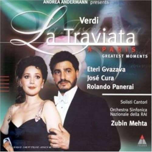 """Večeras u Zamku kulture """"Travijata u Parizu"""" opera Đuzepea Verdija"""