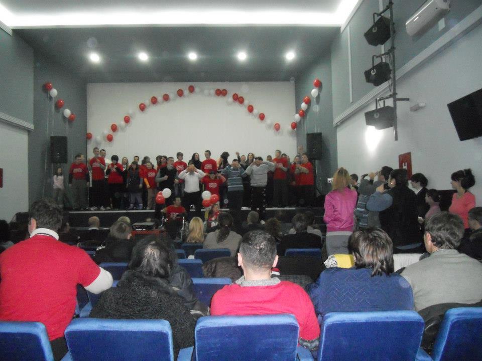 Humanitarna predstava za decu