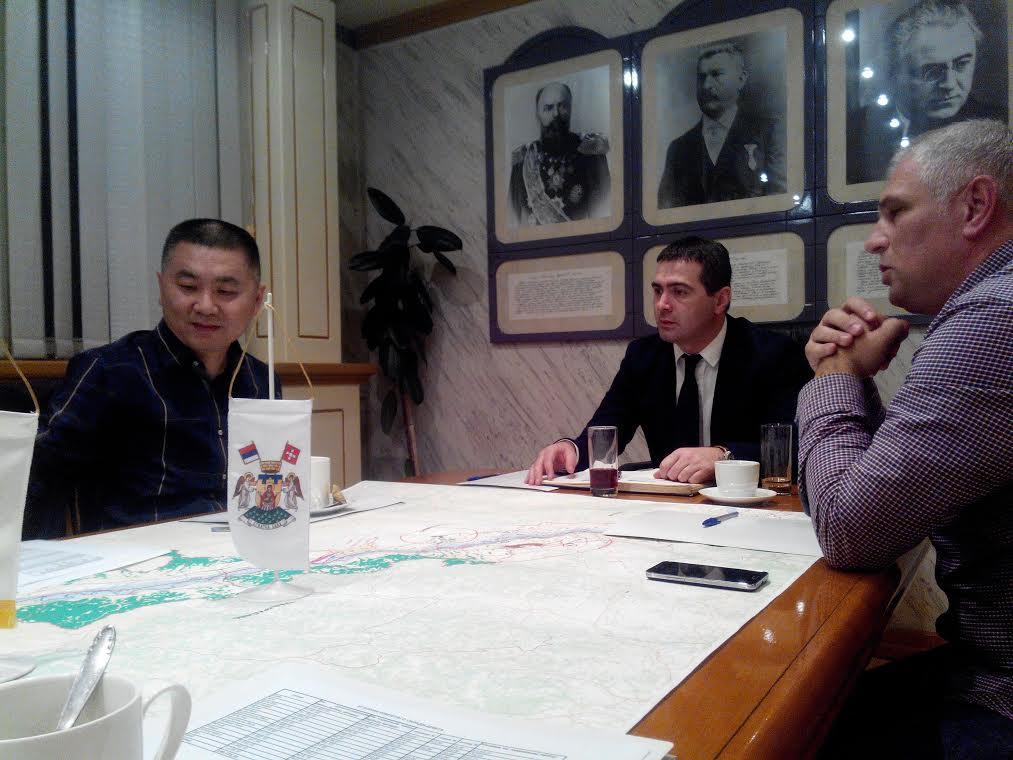 kinezi kod predsednika